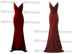 The color of this dress is only available in Red , Burgundy , Black , Royal Blue and Dusty Pink .The color as picture is BurgundyIf you need the dress urgent, please choose rush order and add the rush..
