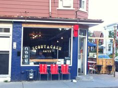 Scout & Cash Caffe 146 Christie St, Toronto, ON M6G 3B3