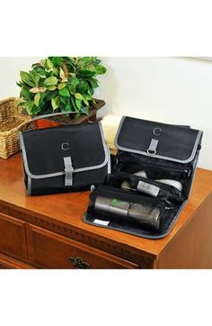 CATHY'S CONCEPTS Personalized Travel Toiletry Case available at #Nordstrom