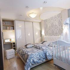 Картинки по запросу дизайн маленькой спальни
