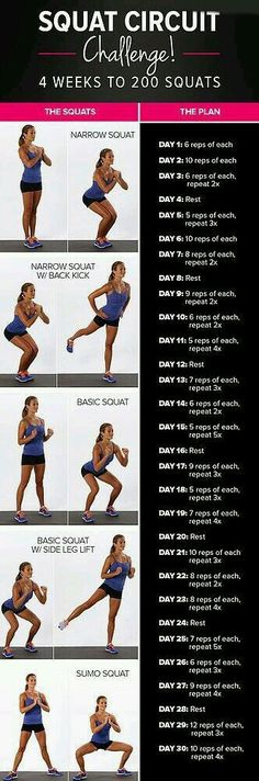 Quick, easy workout routine! Something anyone can do.