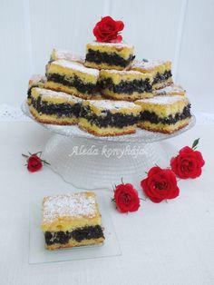 Aleda konyhája: Mákos sütemény