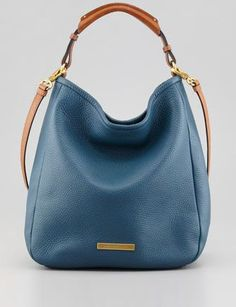 7116bec800a5 MARC BY MARC JACOBS Softy Saddle Large Hobo Bag - Sale! Up to 75%