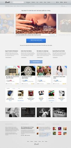 Commerce WordPress theme is built on top rock-solid HTML5 and CSS3 Framework. It's clearly that this theme is a responsive layout with adaptive approachment for each devices such as iPhone, iPad and many popular devices out there, give it a try using your device(s).