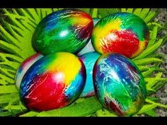 Orthodox Easter, Easter Crafts, Easter Eggs, Make It Yourself, Christmas, Youtube, Chic, Party, Agriculture