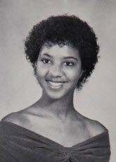Toni Braxton - 1984 Glen Burnie High School online #yearbook #tonibraxton #1984