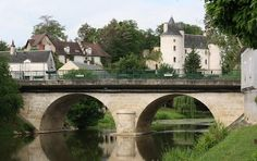 Pont-Chrétien-Chabenet, Indre