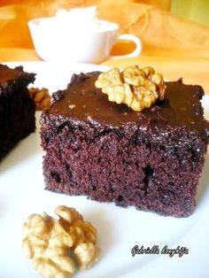Gabriella kalandjai a konyhában :): Amerikai brownie