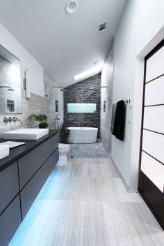 Contemporary Bathroom Design. Follow rickysturn/home-styling