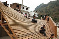 Olivier Ottevaere e John Lin, The Pinch, Shuanghe Village, Yunnan Province, Cina