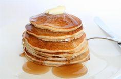 Vegan Banana Oatmeal Pancakes 01