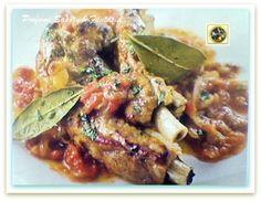 Costine di maiale in salsa rossa e curry Blog Profumi Sapori & Fantasia