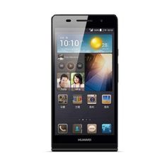 Huawei Ascend P6 Unlocked smartphone 15GHz Quad core K3V2E 618mm Thickness -- Details can be found by clicking on the affiliate link Amazon.com.