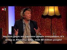 ▶ I kveld med Ylvis - Alex Rosén interview - YouTube