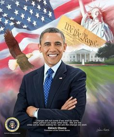 President Barack Obama by Wishum Gregory | The Black Art Depot