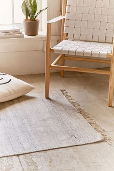 Shop Heathered Banana Silk Rug at Urban Outfitters today. We carry all the latest styles, colors and brands for you to choose from right here. Common Room, Room Rugs, Fashion Room, Apartment Living, Apartment Ideas, My Room, Living Spaces, Living Room, Family Room