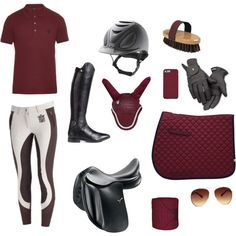 Burgundy by ponyking on Polyvore featuring polyvore, fashion, style, Gucci, MANGO and Roeckl