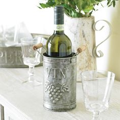 Featuring a wide range of French home accessories Dibor has country style accessories for any room perfect for adding a touch of rustic French home decor. Vegetable Rack, Rustic French, French Wine, French Country, Wine Bottle Holders, French Home Decor, Country Kitchen, Home Accessories, Barware