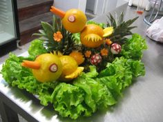 Carvin, Food, Style, Art, Decoration