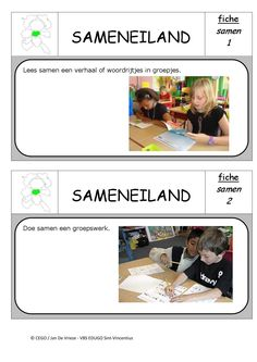 Sameneiland opdrachten 1 21st Century Skills, Creative Teaching, Public, Classroom, Author, Books, Archipelago, Index Cards, Seeds