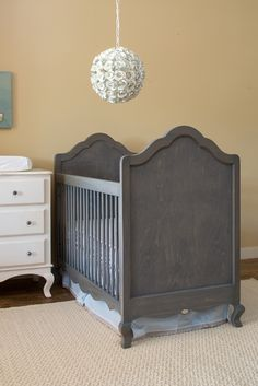 Newport Cottages Hilary Crib Kid Furniture Modern Nursery Cottage