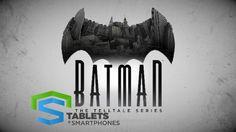 Batman The Telltale Series v1.41, disponível apenas para Android Lollipop e Marshmallow com suporte a OpenGL 3.1. Seja o Batman em The Telltale Series