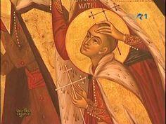 """""""Puterea viziunii""""- Expoziţie de icoane închinate Sfinţilor Martiri Brâncoveni, autor Elena Murariu - YouTube"""