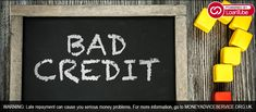 Getting declined for a loan because of Bad credit? Read this article to understand how a loan broker in the UK can help you get Bad credit loans in the UK.