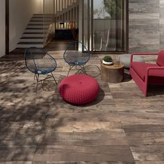 Porcelain stoneware wall/floor tiles DOLPHIN by ABK Industrie Ceramiche Timber Boards, Decorative Wall Tiles, Glazed Walls, Italian Tiles, Decoration Originale, Wall And Floor Tiles, Style Tile, Glazed Ceramic, Real Wood