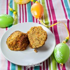 """Vegan and gluten-free """"pies"""" vegetables - perfect for a festive table and a basket ⋆ AgaMaSmaka - live and eat healthy! Gluten Free Pie, Vegetarian Recipes, Good Food, Healthy Eating, Eggs, Vegetables, Breakfast, Festive, Basket"""