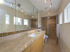 Contemporary bathroom | Four Seasons | North Naples, Florida