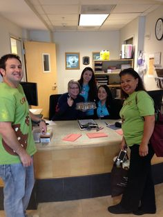 #DoubleTreeTorrance team members visit Providence Little Company of Mary Medical  Center in Torrance for the
