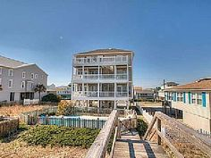 Bali Sunrise Deluxe..Vacation Rental in Carolina Beach from @homeaway! #vacation #rental #travel #homeaway