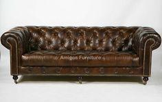 sofá chesterfield - Pesquisa Google