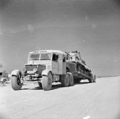 panzeroperations: The Scammell Pioneer Tank Transporter