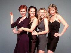 Da martedì La7 propone in prima serata l'intera antologia della serie che ha cambiato il modo di raccontare le donne in tv. Quattro episodi a sera