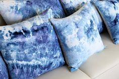 Alternative to Shibori