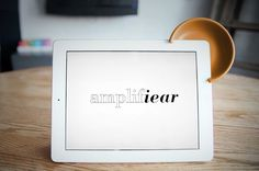 iPad Amplifier