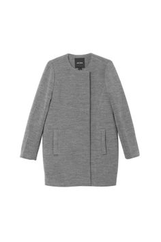 Grey winter jacket (Reese jacket, 500 DKK)