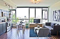 50 Einrichtungsideen für kleine Esszimmer - esszimmer esstisch mit stühlen bodenbelag platten