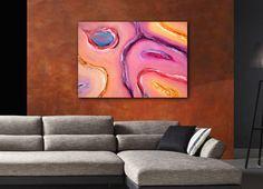 Osmosis  100x70 cm Original Abstract Paintings di DePalmaPainter
