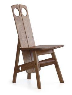 Cadeira Fernando / Fernando Chair. Design by Sérgio Rodrigues, 2012. Site: www.espasso.com