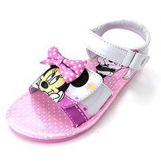 Minnie Mouse Girls White Sandals Shoes (12 M US Little Kid) Disney http://www.amazon.com/dp/B00ULWHVIG/ref=cm_sw_r_pi_dp_GkS9wb19REFZQ