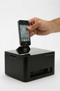 Photo Cube Portable Printer