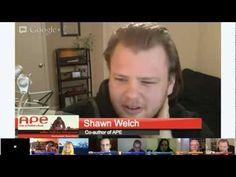 Martin Shervington interviews Shawn Welch about APE: Author, Publisher, Entrepreneur