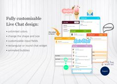 Online chat, Live chat, Chat for website, Custom support, schedule chat,  automatic chat status change, change online/offline automatically, wp-chat…