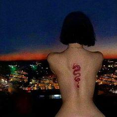 Red Ink Tattoos, Dainty Tattoos, Dope Tattoos, Dream Tattoos, Pretty Tattoos, Mini Tattoos, Future Tattoos, Unique Tattoos, Body Art Tattoos