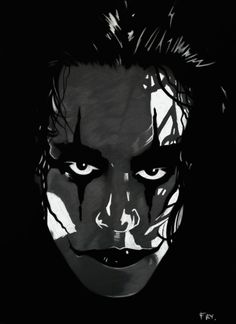 The Crow by garrypfc.deviantart.com on @deviantART
