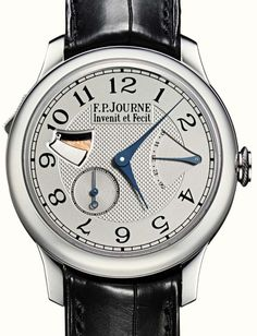 This is the new F.P. Journe Chronometer Blue