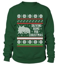 # DRIVING HOME FOR CHRISTMAS - RUGBY .  DRIVING HOME FOR CHRISTMAS.Available for a limited time only!Guaranteed safe checkout:PAYPAL VISA MASTERCARDClick the greenbutton to pick your style, size, colour &order!